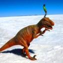128 : 恐竜ライド